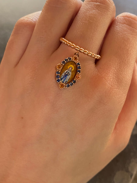 Blessed Virgin Mary Ring