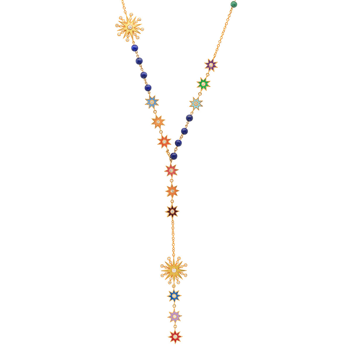 Carina Star Necklace
