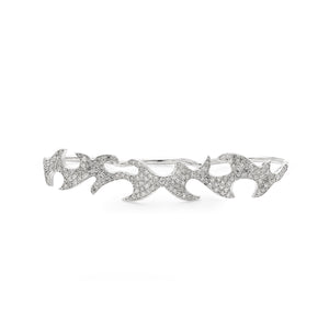 Garras 3 Finger Ring
