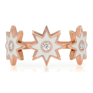 Twinkle Star Ring - Two Colors