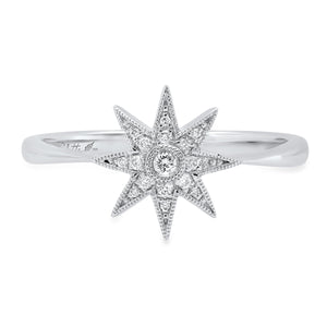 Single Star Ring