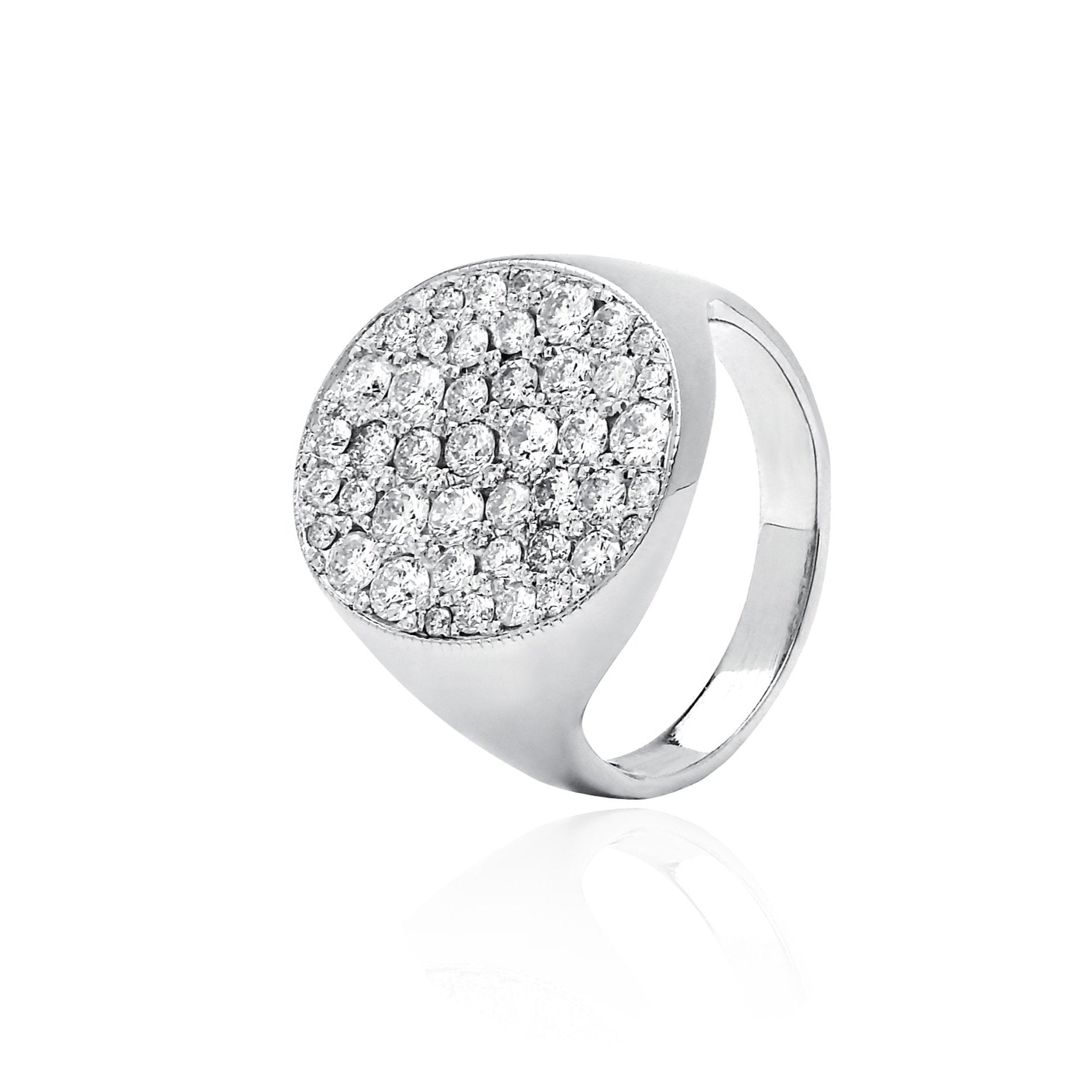 Hugues Cluster Ring