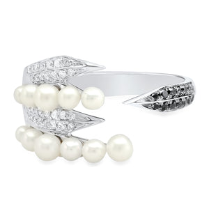 Penacho Pearl Mini Ring