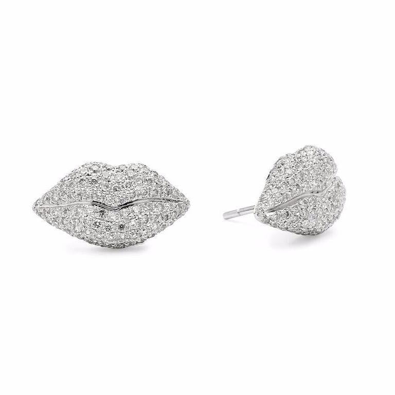 Diamond Liopai Studs Colette Jewelry