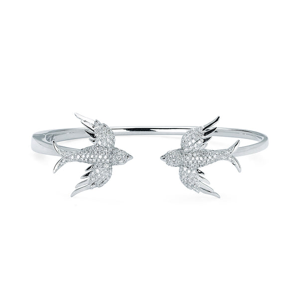 Birds in Flight Cuff