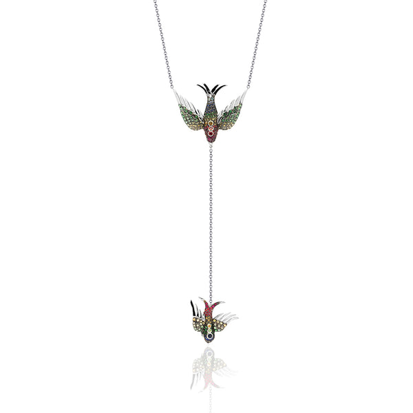 Tropical Van Necklace