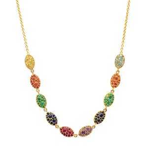 Les Chevaliers Necklace