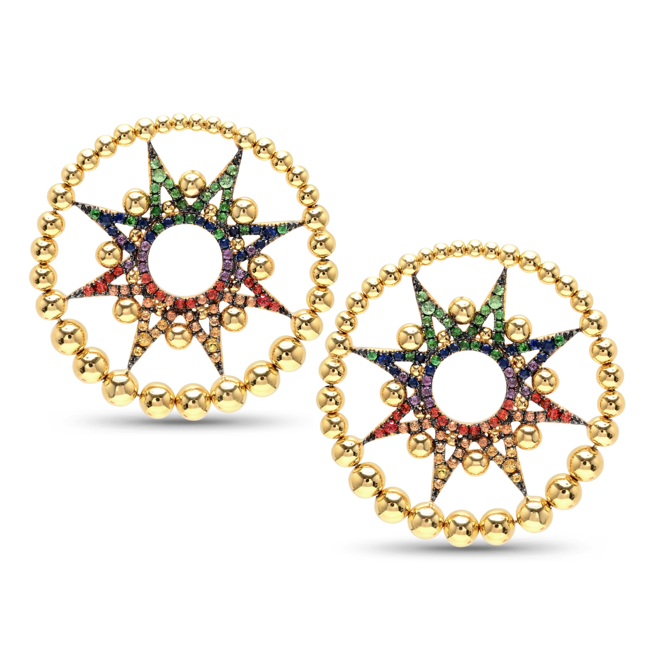 Apollo Star Earrings