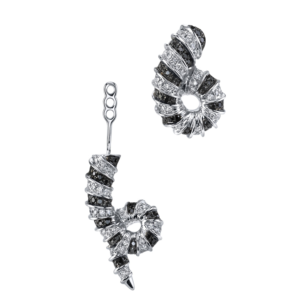 Bharal Fancy Back Earring