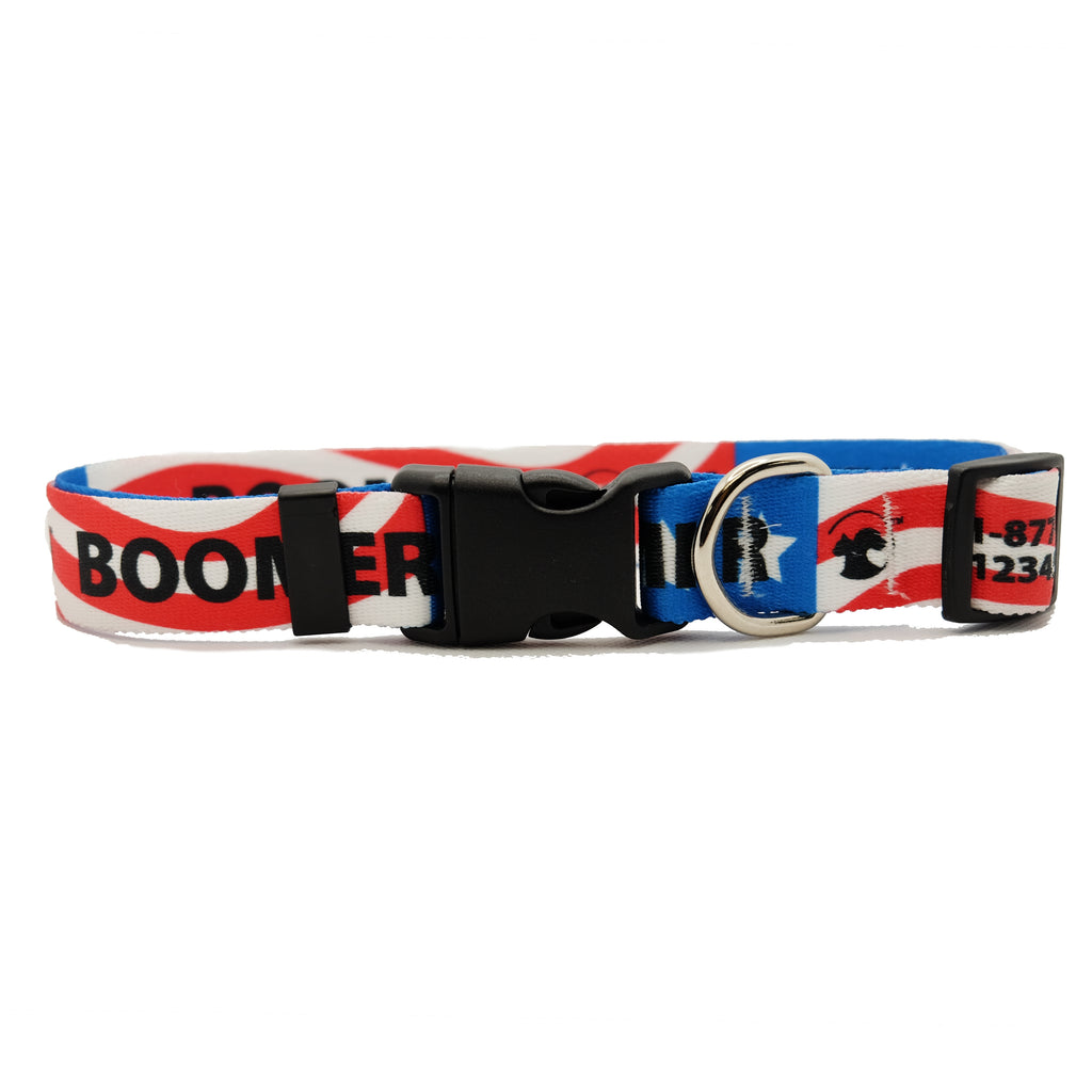 4th of July Dog Collars