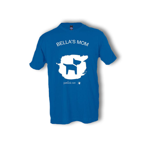 Personalized Unisex Dog T-Shirt (6 colors available)