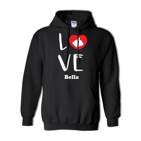 Personalized LOVE 2.0 Hoodie