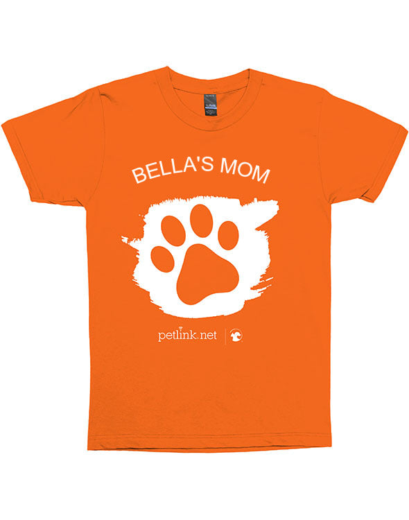 Personalized Pet T-Shirts (4 colors available)