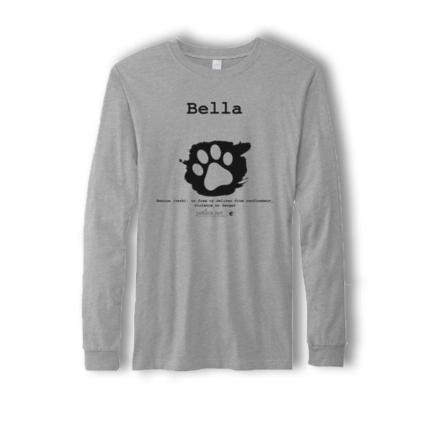 Personalized Rescue Long-Sleeve Shirt