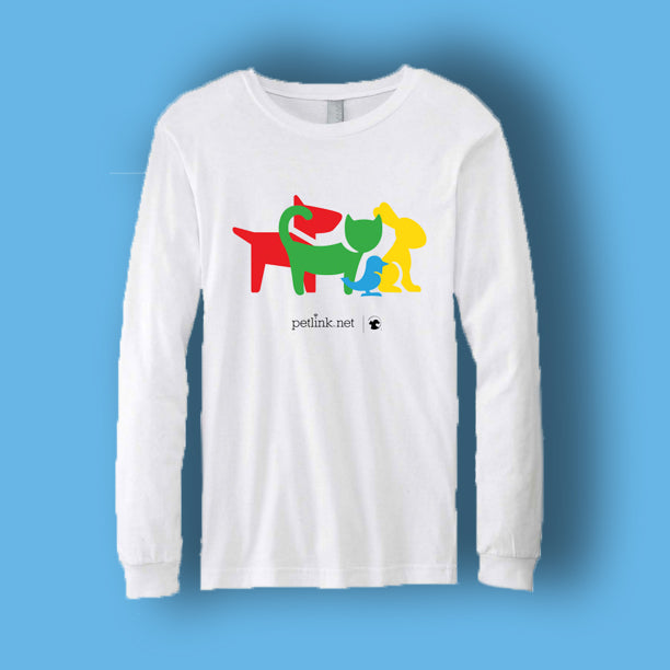 Pet Family Long-Sleeve T-Shirt