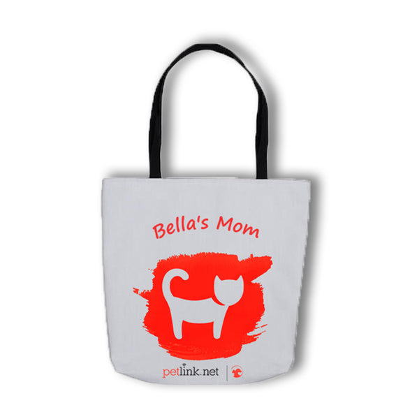 Personalized Pet Tote Bags (3 designs available)