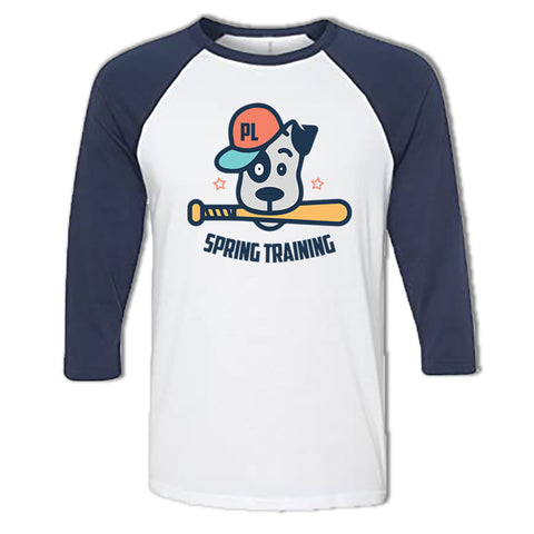 Spring Training Dog Owner Baseball T-Shirts