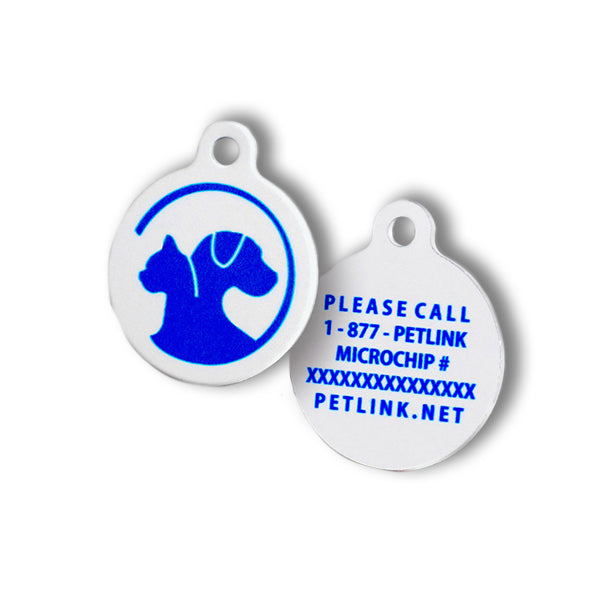 HD Collar Tags (8 colors available)