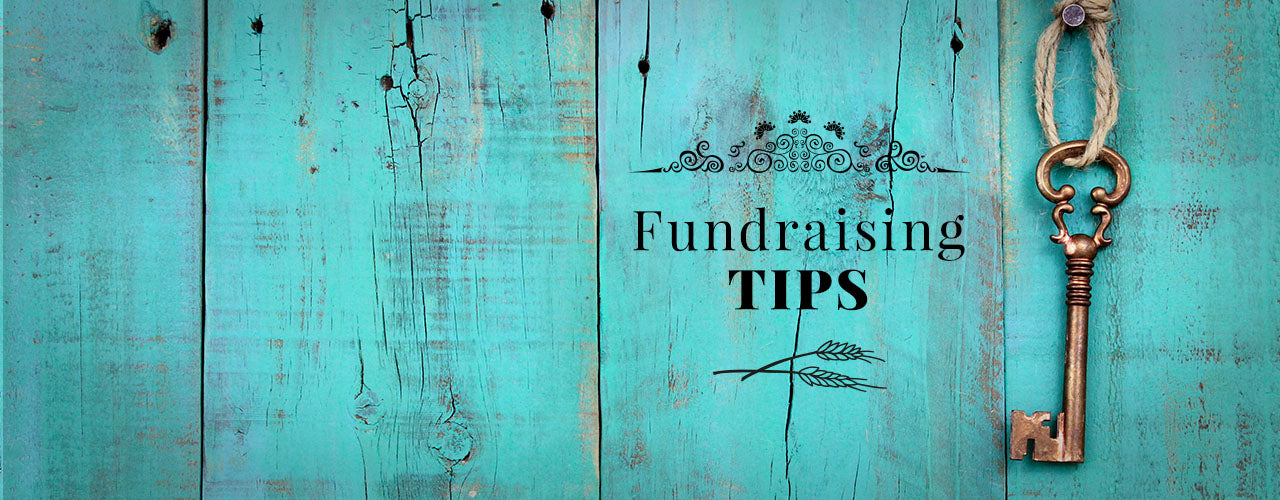 Fundraising Tips - Banner