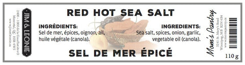 Red Hot Sea Salt