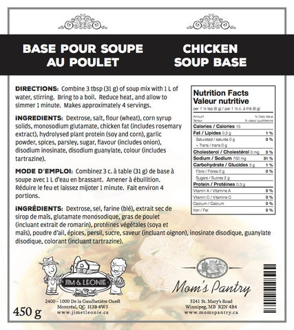 Chicken Soup Base