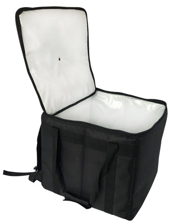 BPHC17T - Small Insulated Semi Rigid Delivery Backpack, w/Sealed Liner (Packed 2 Per Case -- Unit Price: $59.99)