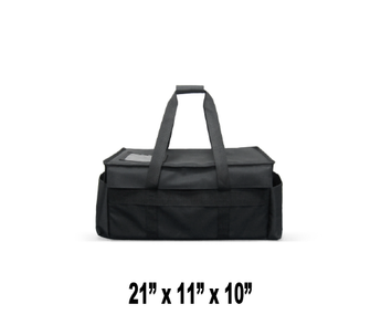 OH-SHXV - Small Restaurant Delivery Bag (Packed 2 Per Case -- Unit Price: $45.99)