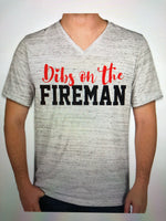Dibs on the Fireman