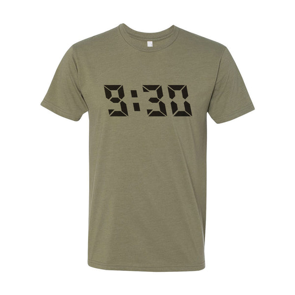 Olive Green Classic Tee
