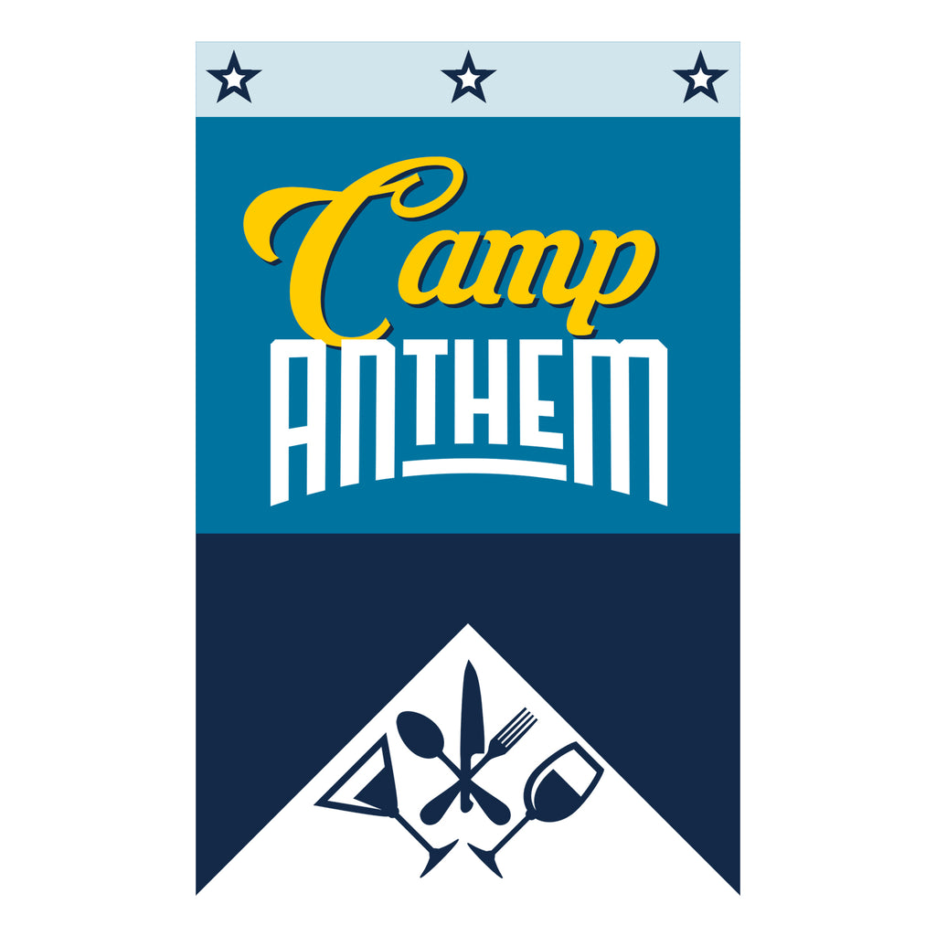 Camp Anthem Table Reservation- Friday 6/12/20
