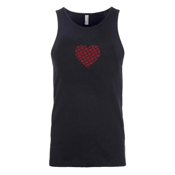 9:30 Heart Ladies' Tank