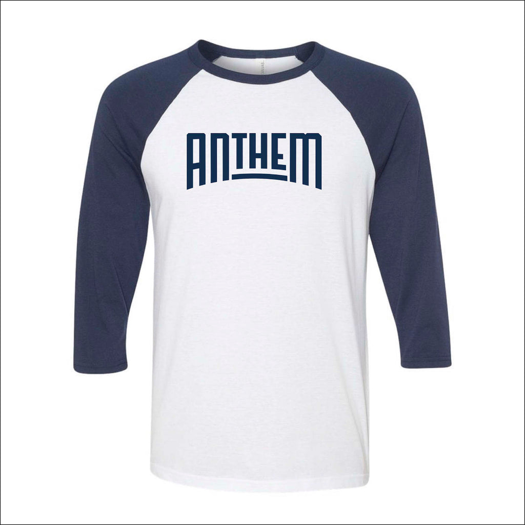 The Anthem Ladies' Baseball Tee