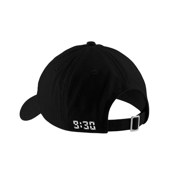 9:30 Cotton Twill Cap