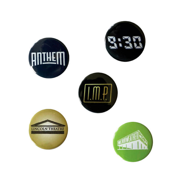 *NEW* I.M.P. Pin Set