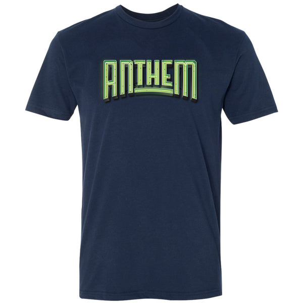 *NEW* The Anthem Neon Logo Tee - Green