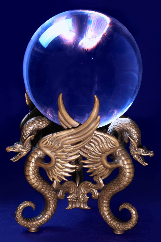 The Spectral Crystal Ball