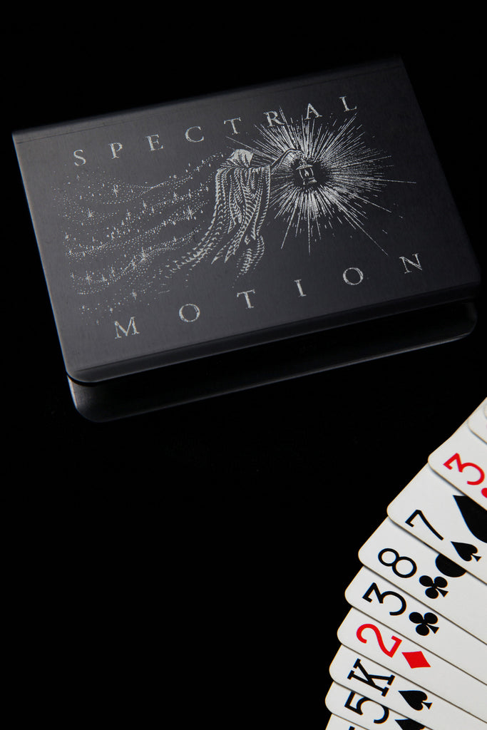 Spectral Motion Card Clip