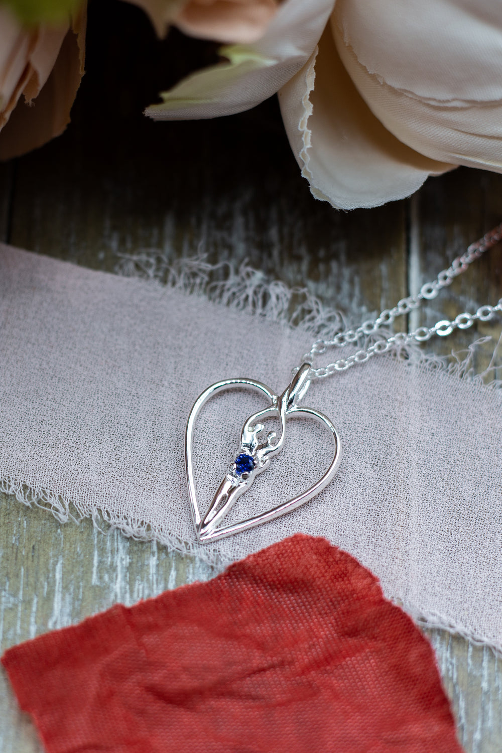 Soulmate Heart Necklace
