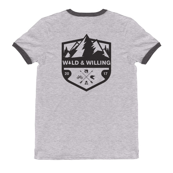 Willing to Surf - Wild & Willing