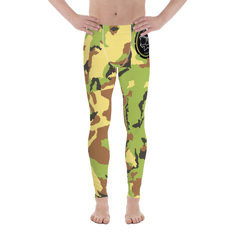 Head First Camo - Leggings