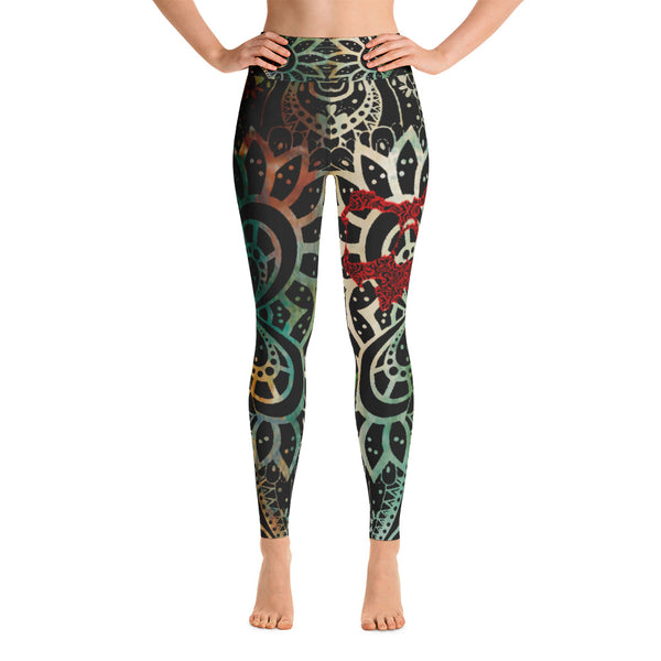 Tribal Yoga -  Leggings