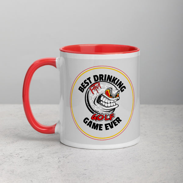 Drinking Game Mug - HFM Golf