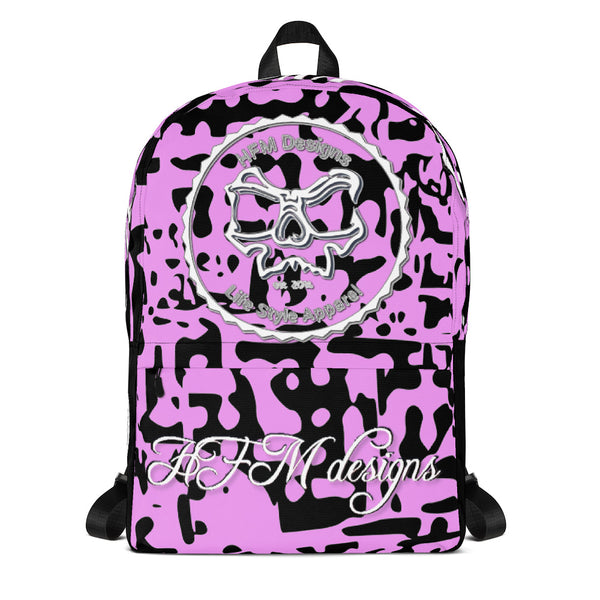 Legend Pink Maze Backpack - ExtraZ