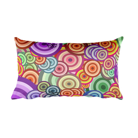 Skully Bubbles Pillow - ExtraZ