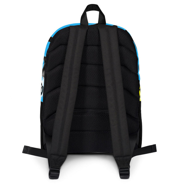 Legend Blue Maze Backpack - ExtraZ