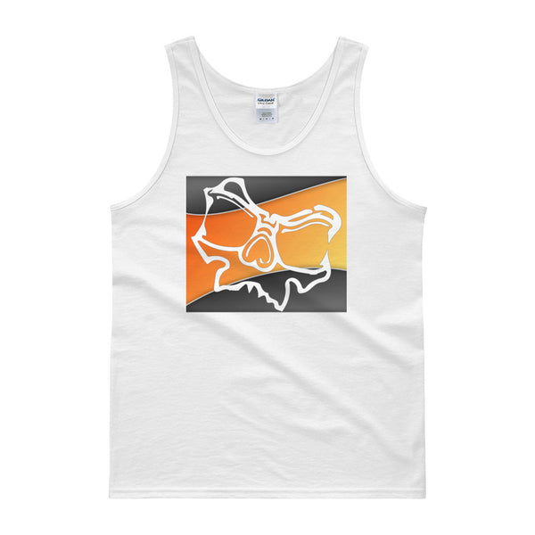 Skully Sunset - Guys Tanks