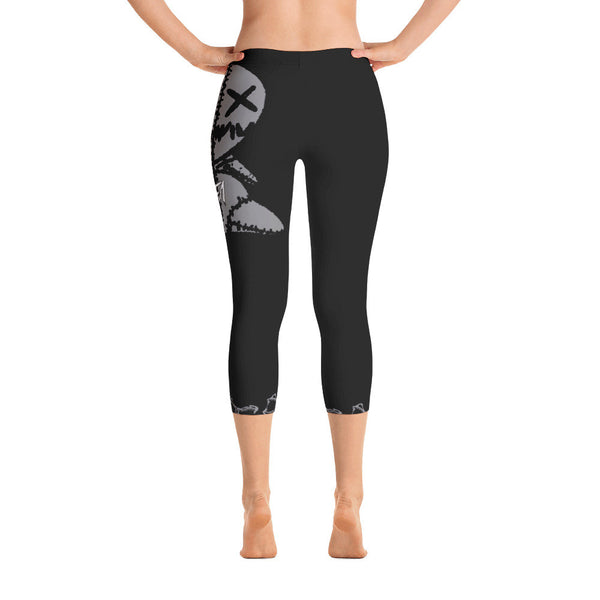 Voodoo - Capri Leggings