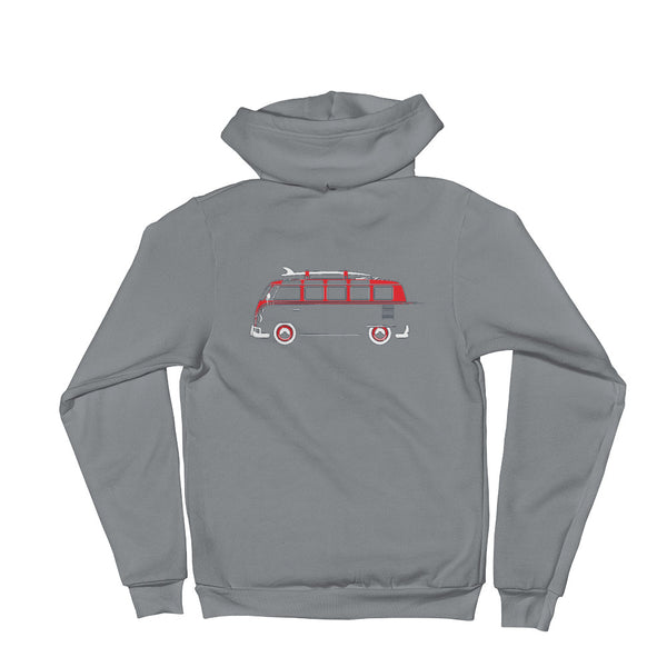 Willing to Surf Hoodie - Wild & Willing