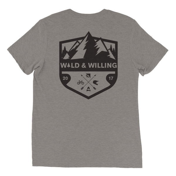 Wild and Willing chest - Wild & Willing