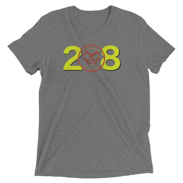 The 208 yell - Guys T
